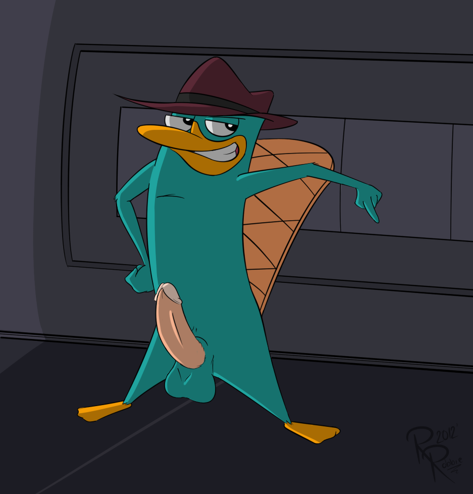 platypus the pregnant perry doofenshmirtz and dr. Maou from maoyuu maou yuusha