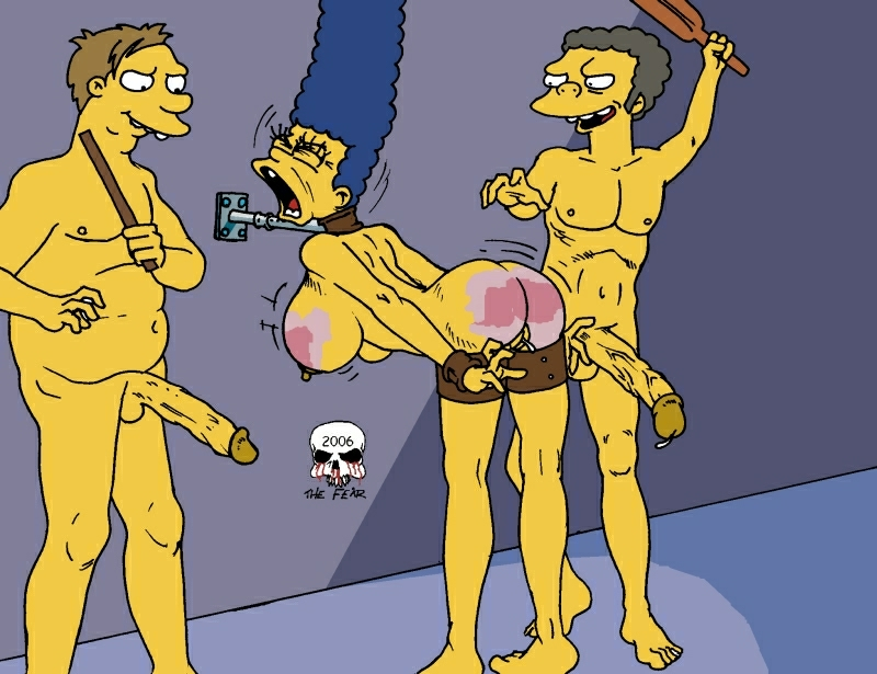 the the multiverse into simpsons Star forces of evil naked