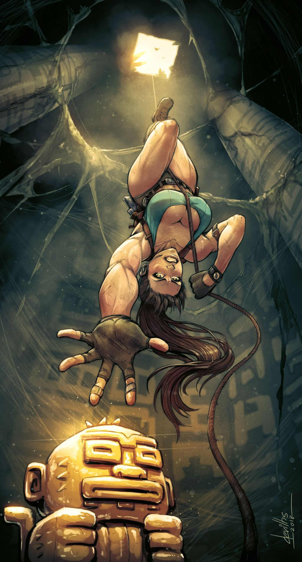 2013 tomb raider Trials in tainted space syri quest