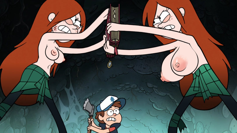 and dipper falls porn gravity wendy Pictures of amy the hedgehog