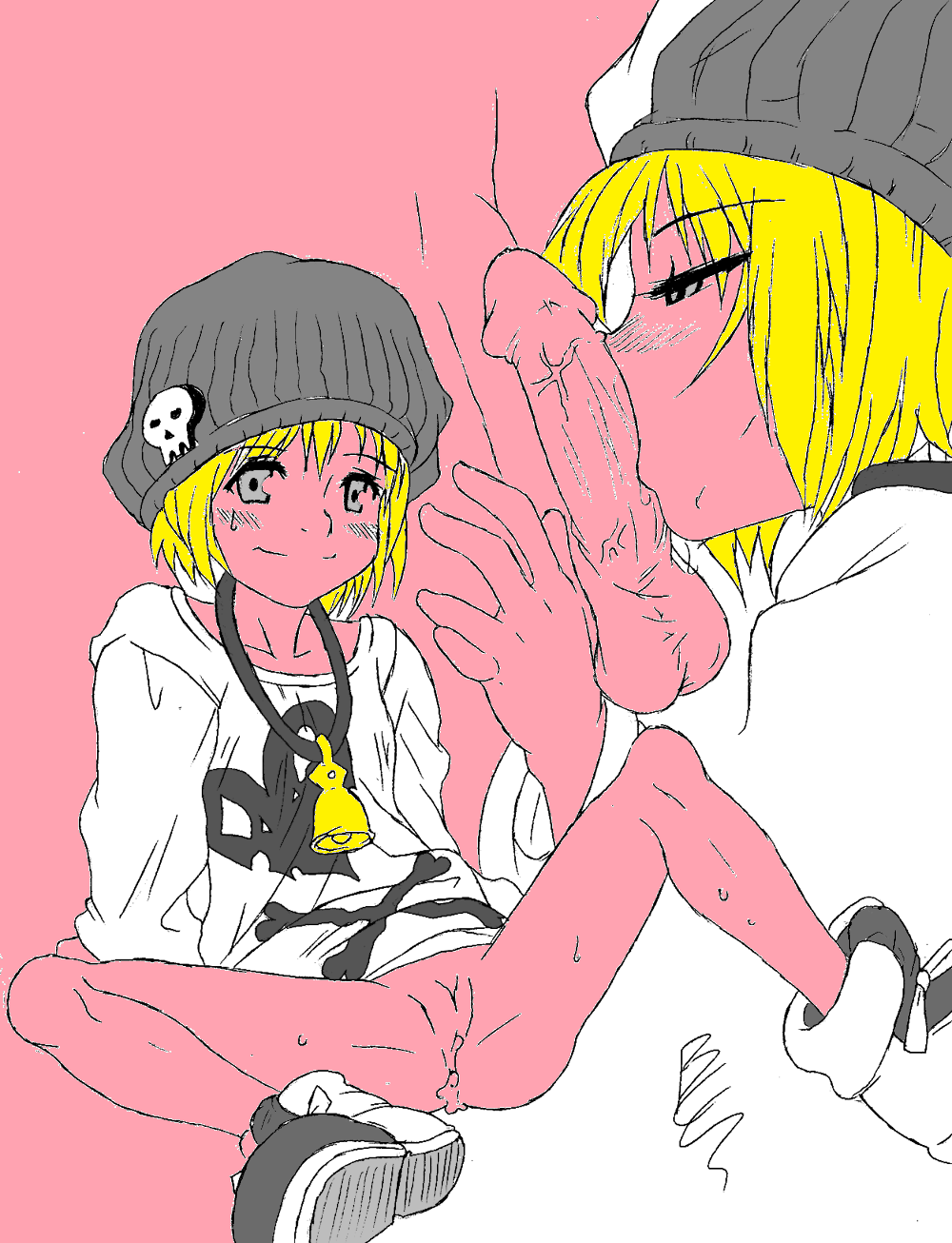 with the world ends konishi you Amazing world of gumball nsfw