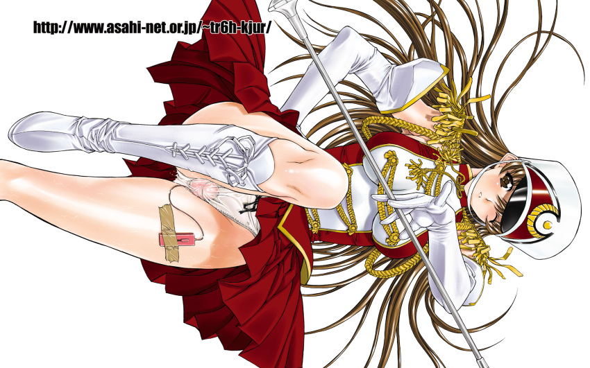 band gakuen bu! oppai marching Beauty and the beast belle nude