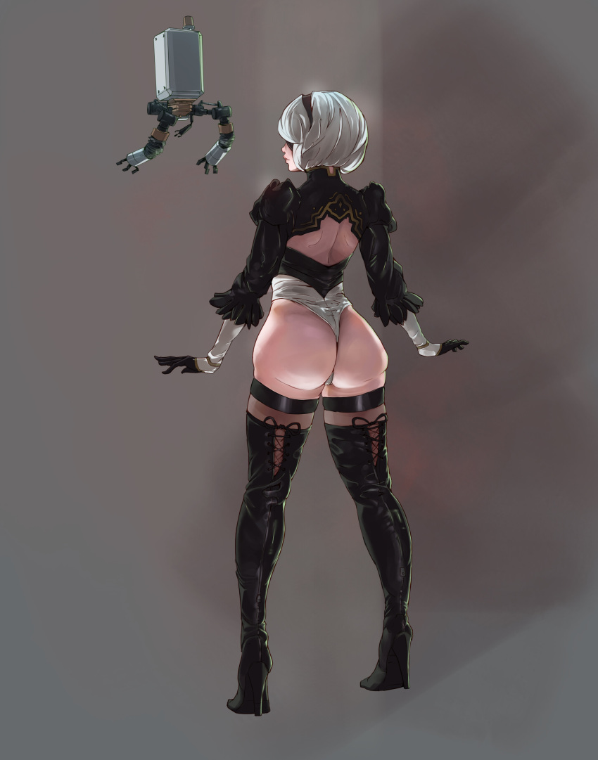 yorha nier blade automata issue God of war ascension nude