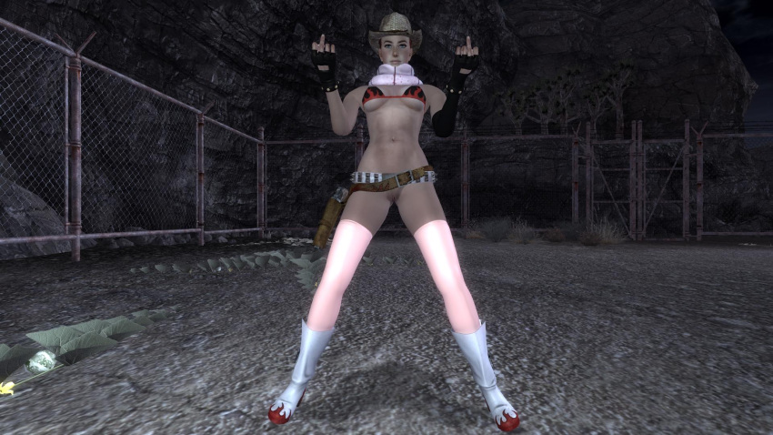 new vegas nude fallout cass Five nis at freddy's 4