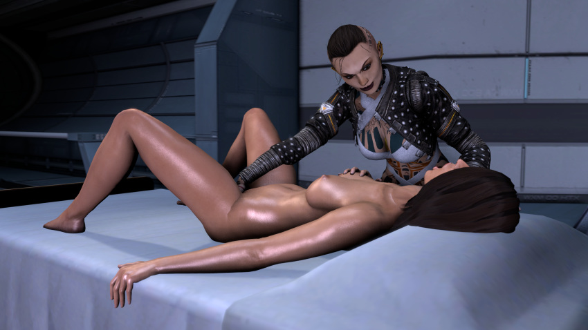 mass effect animated Rule no.34 of the internet