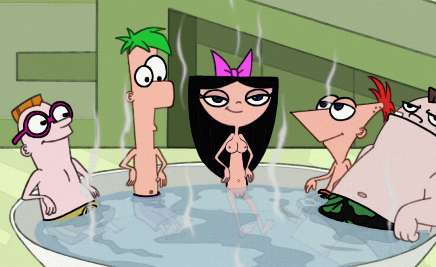 and ferb candace phineas bikini The amazing world of gumball balloon