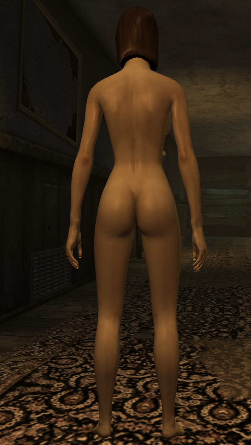 new garret fallout vegas james Harley quinn and catwoman nude
